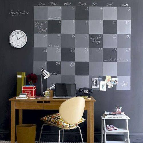 35 besten tafelfarbe bilder auf pinterest diy tafelfarbe for Tafelfarbe grau
