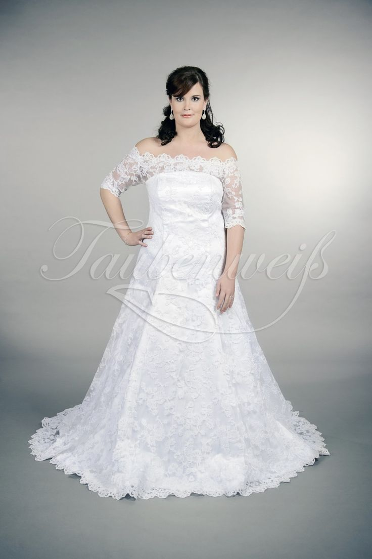 21 best PLUS Size Brautkleider Kollektion 2015 images on Pinterest ...