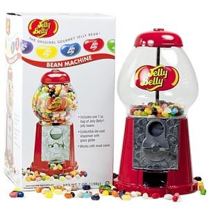 Jelly Belly Bean Machine. It's worth the sugar crash....mmmmm