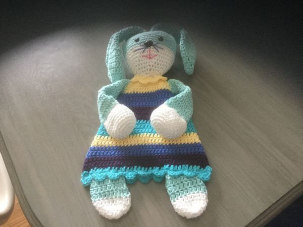 Crochet Rag Doll Pattern With Images