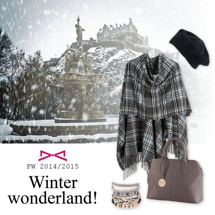 Create your own #winterwonderland!  Shop now at #achilleas_accessories e-shop!