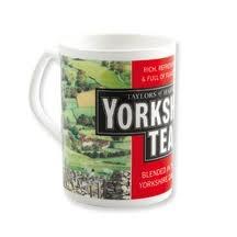Yorkshire tea mug