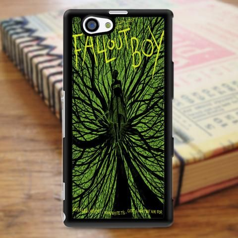 Fall Out Boy Cover Album Sony Experia Z3 Case
