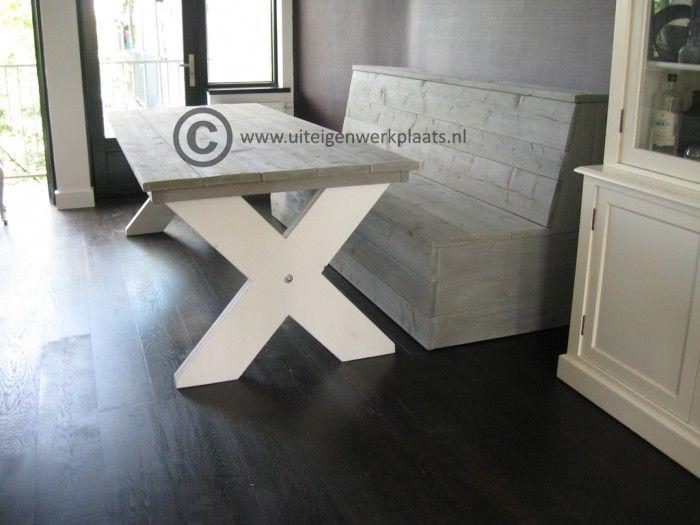 Zelf Tafel Maken : Zelf tafel maken beautiful zelf tafel maken hout luxury