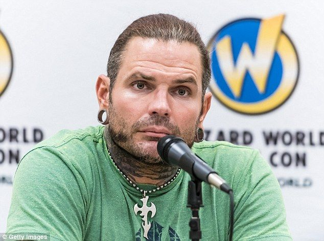 WWE star Jeff Hardy arrested for DUI after crashing his Cadillac -  The 40-year-old star crashed his car in Concord on Saturday at about 10.30pm  He reportedly caused $8000 of damage to his 2016 Cadillac and $5000 to rail  Cabarrus County Court records show he will appear before a judge on April 16  By Iain Burns For Mailonline  Published: 08:53 EDT 12 March 2018 | Updated: 09:42 EDT 12 March 2018  The 40-year-old WWE star (pictured) crashed his car in Concord on Saturday at about 10.30pm…