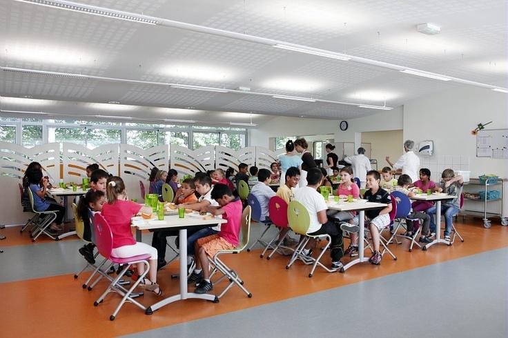 Novembre : Une nouvelle restauration scolaire !