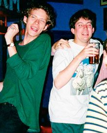 Robert Webb & David Mitchell