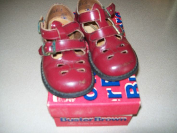 Buster Brown Baby Boy Shoes