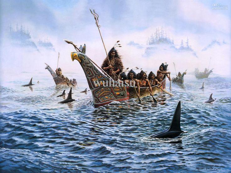 Oil Painting On Canvas Derk Hansen Pirate In Nautical Mile From Wuhaisu  kp