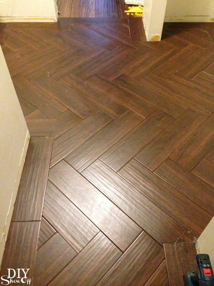 1000 ideas about tile flooring on pinterest tile floor. Black Bedroom Furniture Sets. Home Design Ideas