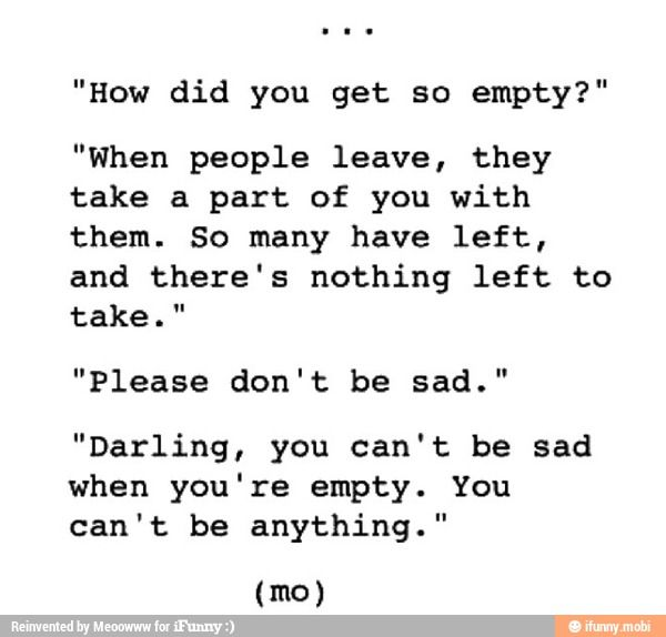 Sad Quotes About Depression: Sometimes I Think This Is Me...