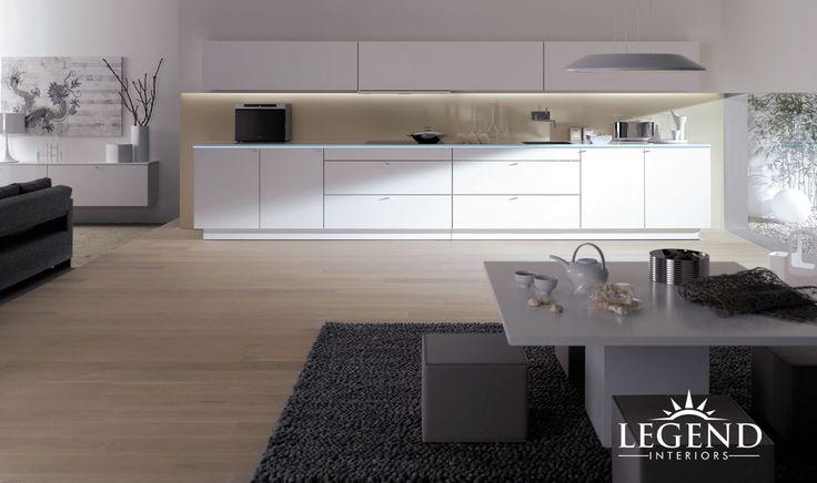 Ideas for Decorating a #Modern #Kitchen #Interiors http://legendinteriors.in/