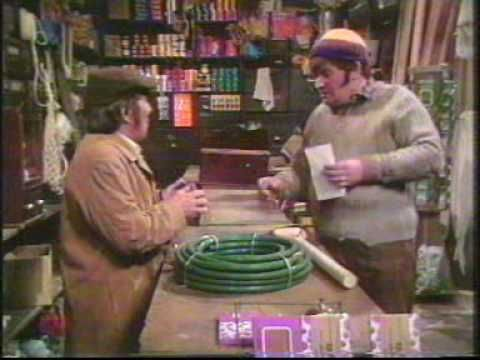 The Two Ronnies - Four candles......handles for forks!!!!!!!!!! - ultimate classic sketch!