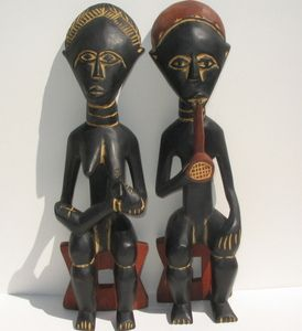 African wood statues, African wood carvings | Flickr - Photo Sharing!