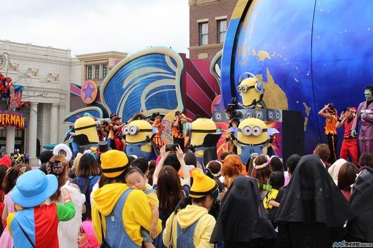image:USJ、ミニオンとミニオン仮装ゲスト1,500人が踊る! 1日限定パーティ開催決定