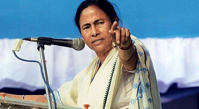 Kolkata: West Bengal Chief Minister Mamata Banerjee on Monday accused the BJP of dividing people on religious lines and called for ousting the party in the 2019 Lok Sabha polls. She also alleged that the central government was trying to infringe on the right to privacy by imposing Aadhaar on...
