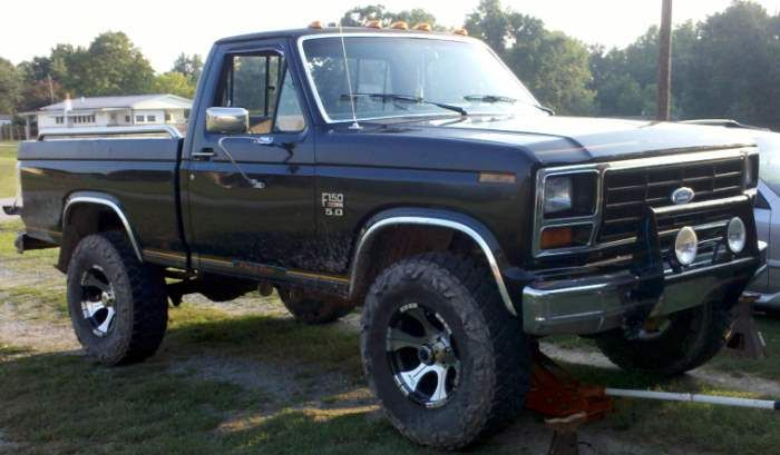 1981 f150 lifted - Google Search | F150 Ranger | Pinterest ...