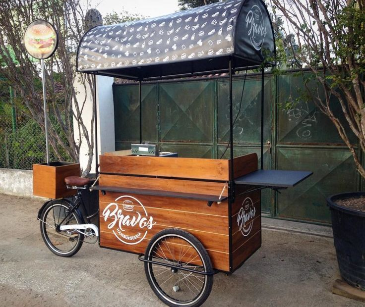 olebikes foodbike triciclo tricycle cargobike bravoshamburgueria