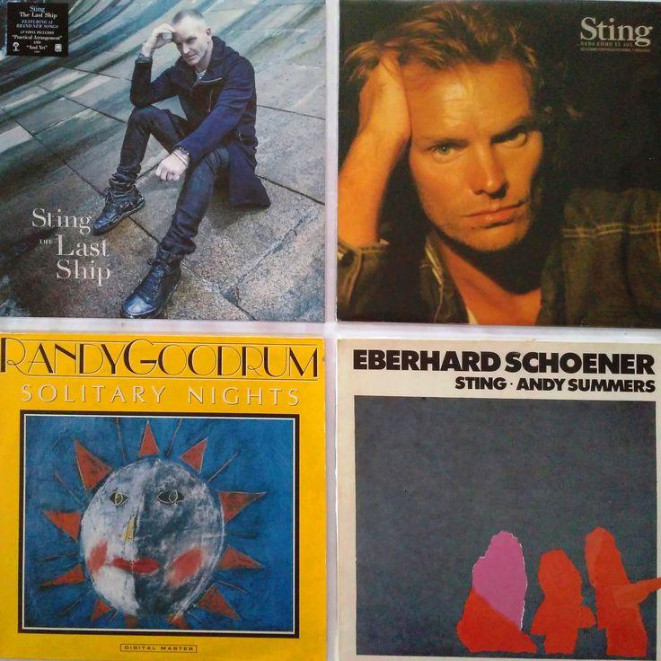 "Sting – The Last Ship  (M/NM) –  765 грн. Sting – ...Nada Como El Sol (Selecciones Especiales En Espanol Y Portugues)  (VG+/VG+) –  225 грн. Randy Goodrum – Solitary Nights (VG+/VG+) – 175 грн. Eberhard Schoener, Sting, Andy Summers – Music From ""Video Magic"" And ""Flashback""  (VG+/VG) –  295 грн.  #newindiskultura #diskultura #TrueVinylRecordsStore #kyiv #kiev #киев #київ #kyivshop #vinyl #винил #пластинки #Sting #PopCulture #RandyGoodrum #Fusion #Ambient"