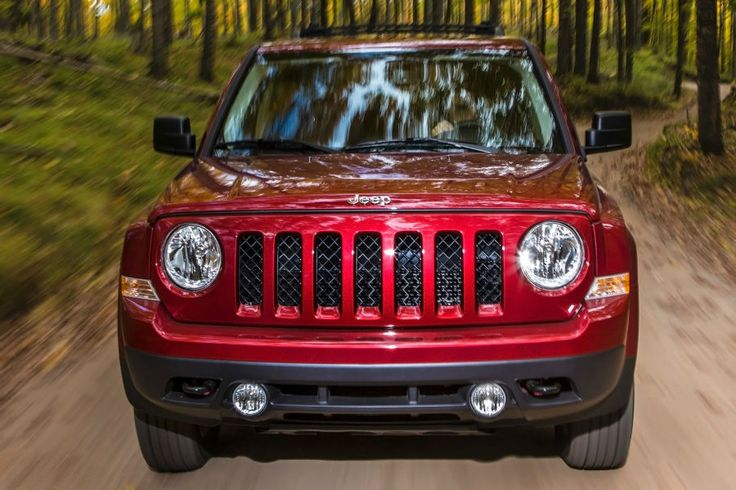 2015 Jeep Patriot Grill www.topcarz.us Jeep patriot