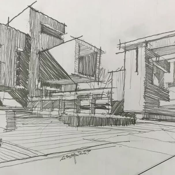 #architecturestudent #architexture #architect #archdaily #architectural #architecturesketch #architectlover #arquitetura #arquitectura #architekture #prismacolor #interiordesign #superarchitects #revistaaec #design #drawing#arch_sketch #maquete #archilovers #modern.architect #wmoleskin #arch_more #arquitetapage #arqsketch #iarchitectures #arch_land #arc_only #vernacular
