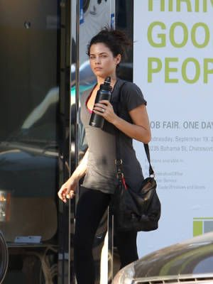 Famous Actress Jenna Dewan-Tatum From Step It Up And Tamara Movies.