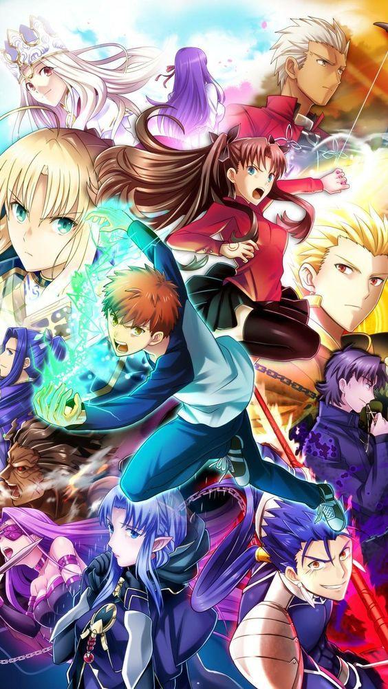 Fate Stay Night Wallpaper Fatestaynight Cosplayclass Anime