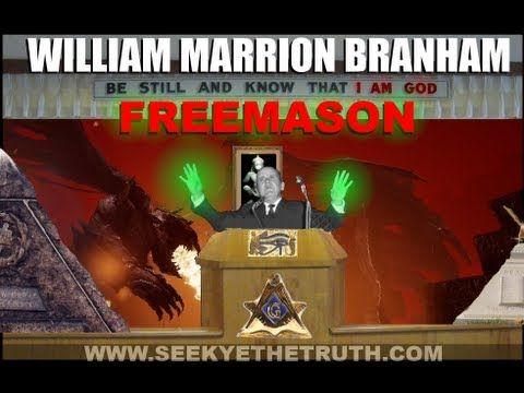 William Marrion Branham  Freemason