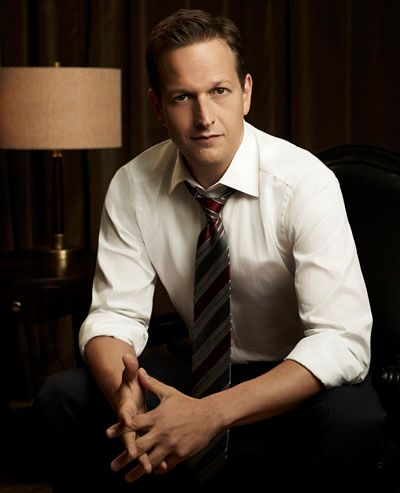 Josh Charles, as Will Gardner from The Good Wife...loved him since Dead Poet's Society, will miss him on The Good Wife. lcs
