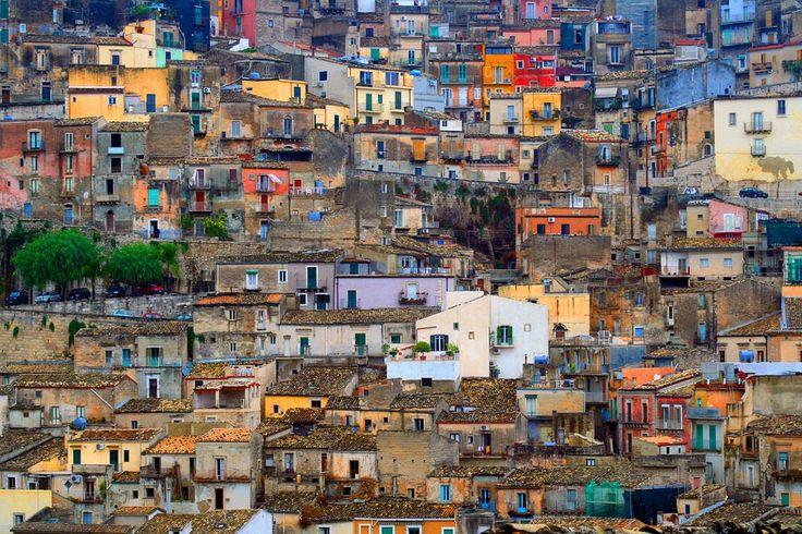Sisilia, Italia, Rakenne, City, Sisilian, Rakennus