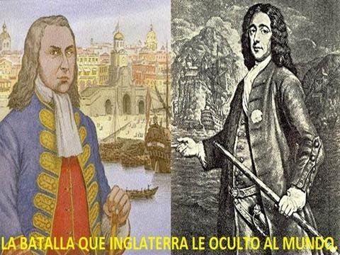 LA BATALLA DE CARTAGENA DE INDIAS 1741 WAR OF JENKINS EAR BLAS DE LEZO A...