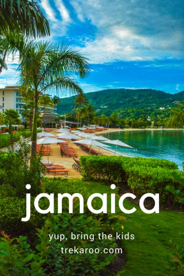 JAMAICA WITH KIDS!!! From babies & toddlers to teens & tweens, take the kids to Jamaica for an epic vacation full of adventure or lounging; the choice is up to you! via @trekaroo