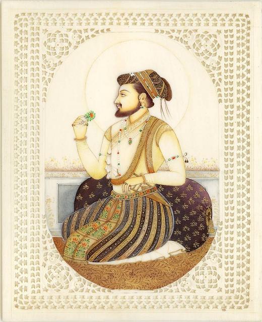Mughal painting - Shah Jahan