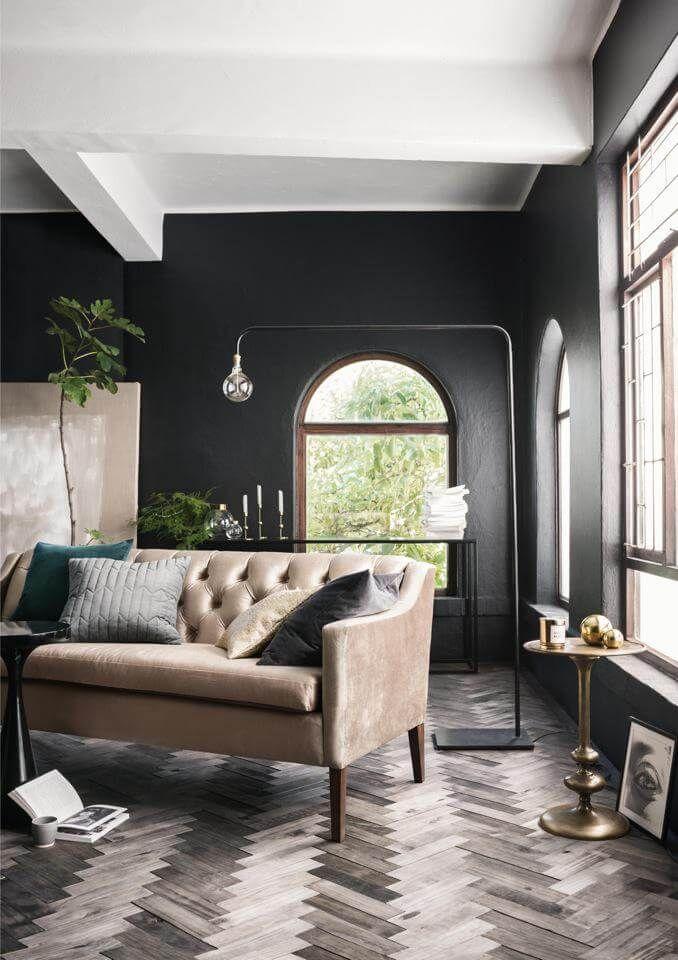 Die besten 25+ Wandgestaltung wohnzimmer beispiele Ideen auf - wohnzimmer grau silber