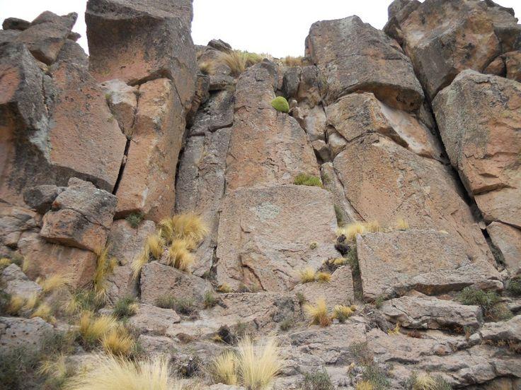 exterior inca pukara Bolivia