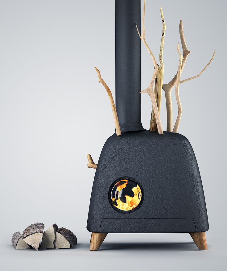 I'll have the pellet stove that looks like a gray tumble dryer with random horns, thanks.
