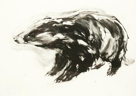 Nicola Hicks 'Badger'