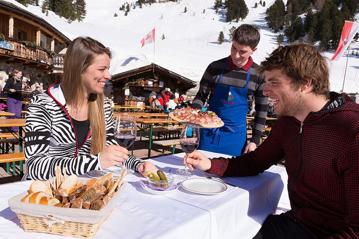 Winter in Obereggen