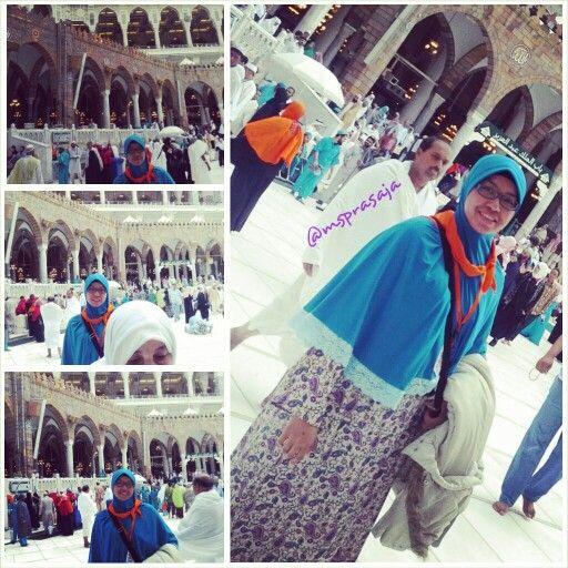 Masjidil Haraam, Makkah. My umroh trip Dec 31, 2013 to Jan 9, 2014