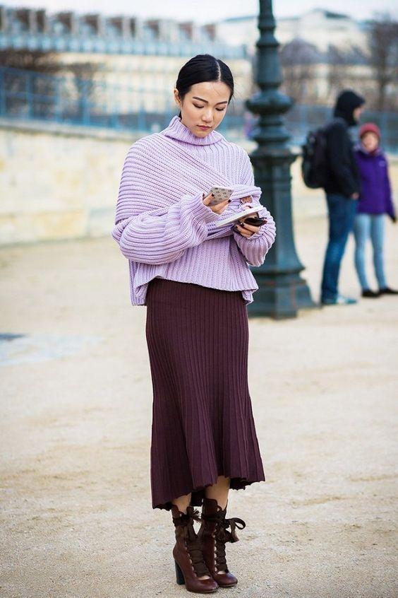 Resultado de imagem para roupas elegantes tons pasteis