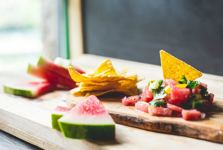 17 Beyond-Basic Watermelon Recipes You Need This Summer via Brit + Co.