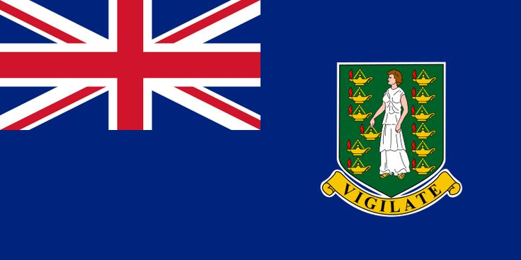 "British Virgin Islands Motto: ""The Land, the People, the Light"" Capital: Road Town Official Language: English Government: Overseas Territory Currency: US Dollar Driving: left Religion: Christianity Flag:  -Union Jack -Saint Ursula and the lamps of her virgin followers"
