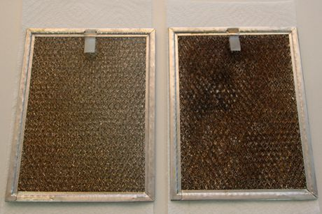 Tested: The Best Way to Clean Your Oven Vent Filters | The Manly Housekeeper