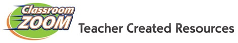 Classroom Zoom by Teacher Created Resources free lessons -ALL SUBJECTS AND GRADE LEVELS - EXCELLENT