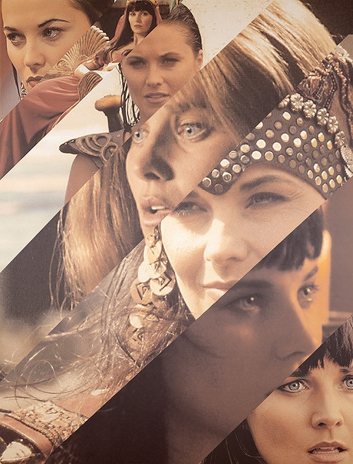 Xena Warrior Princess: I used to love this show, then I tried to watch it again, and I realized it was pretty dumb...