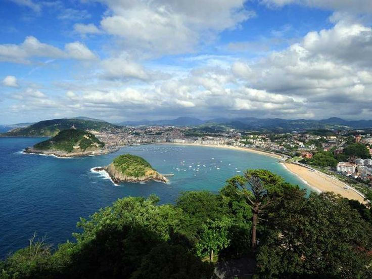 Click here for 48Hours In...San Sebastian map
