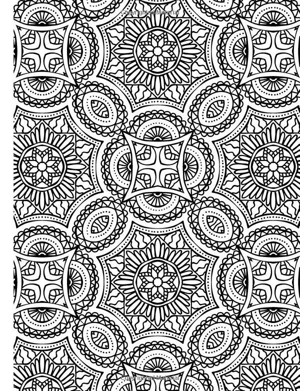 Best 25+ Paisley coloring pages ideas on Pinterest ...