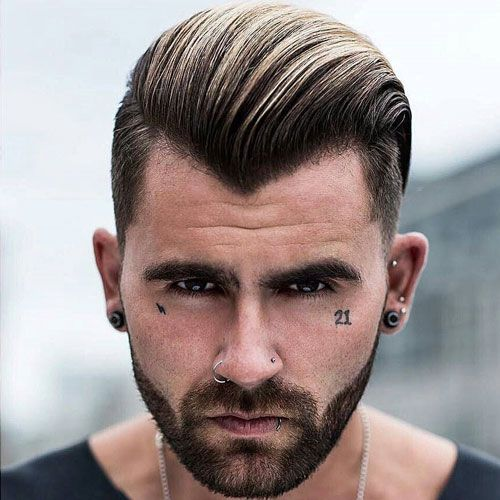 25 Best Hairstyles For Receding Hairline Ideas On