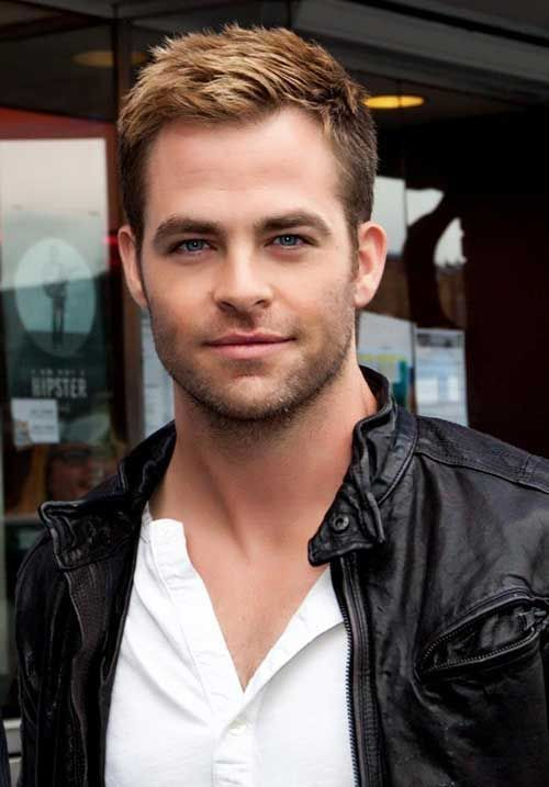 38.Popular Male Short Hairstyles