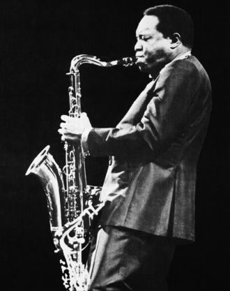 King Curtis: mainly known for his famous R&B groups, he also made at least two or three straight jazz albums